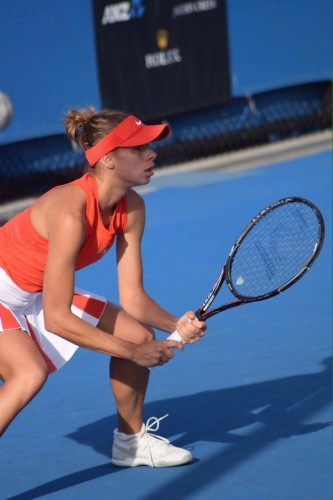 Magda Linette - australian open